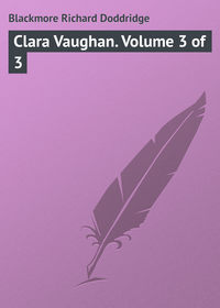 Книга Clara Vaughan. Volume 3 of 3