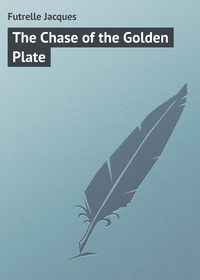 Книга The Chase of the Golden Plate