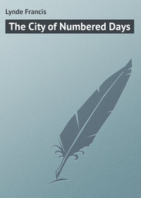 Книга The City of Numbered Days