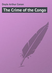 Книга The Crime of the Congo