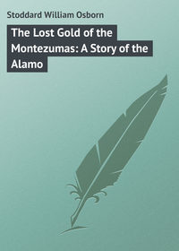 The Lost Gold of the Montezumas: A Story of the Alamo