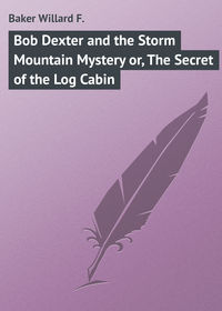 Купить книгу Bob Dexter and the Storm Mountain Mystery or, The Secret of the Log Cabin, автора