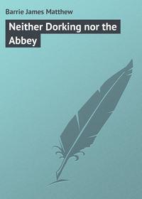 Купить книгу Neither Dorking nor the Abbey, автора