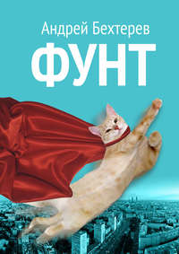 Купить книгу Фунт, автора Андрея Бехтерева