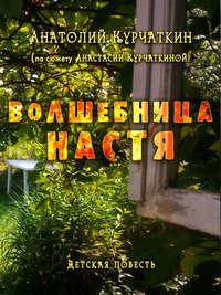Купить книгу Волшебница Настя, автора Анатолия Курчаткина