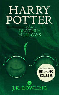 Купить книгу Harry Potter and the Deathly Hallows, автора Дж.К. Роулинг