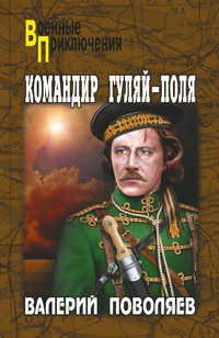 Купить книгу Командир Гуляй-Поля, автора Валерия Поволяева