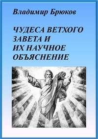 Купить книгу Чудеса Ветхого Завета и их научное объяснение, автора Владимира Георгиевича Брюкова