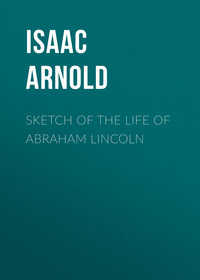 Книга Sketch of the life of Abraham Lincoln