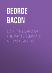 Купить книгу Siam : The Land of the White Elephant as It Was and Is, автора
