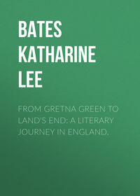 Купить книгу From Gretna Green to Land's End: A Literary Journey in England., автора