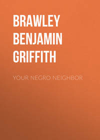 Benjamin Brawley - Your Negro Neighbor