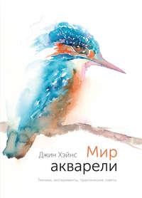 Купить книгу Мир акварели. Техники, эксперименты, практические советы, автора Джина Хэйнса