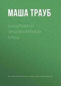 Купить книгу Шашлыки и энцефалитный клещ, автора Маши Трауб