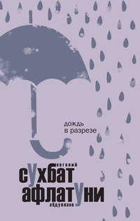 Купить книгу Дождь в разрезе, автора Сухбата Афлатуни
