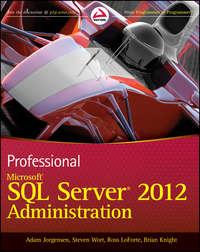 Книга Professional Microsoft SQL Server 2012 Administration - Автор Steven Wort