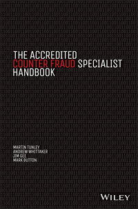 Книга The Accredited Counter Fraud Specialist Handbook - Автор Mark Button