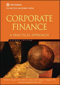Corporate Finance. A Practical Approach