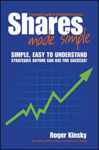 Shares Made Simple. A Beginner's Guide to Sharemarket Success