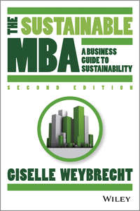 The Sustainable MBA. A Business Guide to Sustainability