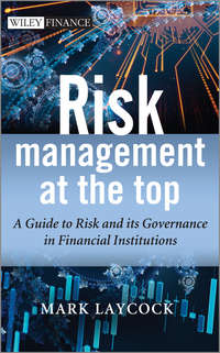 Risk Management At The Top. A Guide to Risk and its Governance in Financial Institutions