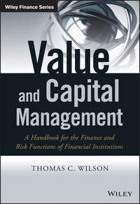 Value and Capital Management. A Handbook for the Finance and Risk Functions of Financial Institutions