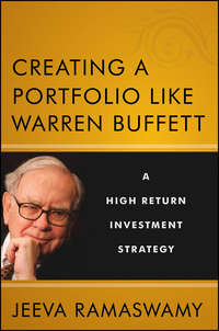 Creating a Portfolio like Warren Buffett. A High Return Investment Strategy