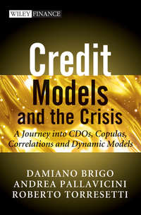Credit Models and the Crisis. A Journey into CDOs, Copulas, Correlations and Dynamic Models
