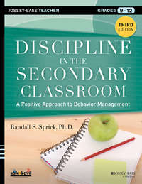 Discipline in the Secondary Classroom. A Positive Approach to Behavior Management