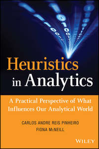 Heuristics in Analytics. A Practical Perspective of What Influences Our Analytical World