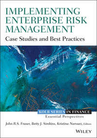Implementing Enterprise Risk Management. Case Studies and Best Practices