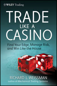 Trade Like a Casino. Find Your Edge, Manage Risk, and Win Like the House