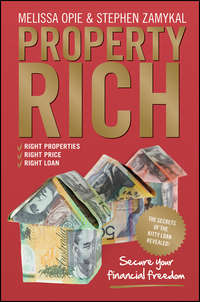 Property Rich. Secure Your Financial Freedom
