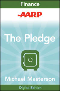 AARP The Pledge. Your Master Plan for an Abundant Life