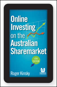 Online Investing on the Australian Sharemarket