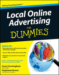 Книга Local Online Advertising For Dummies - Автор Court Cunningham