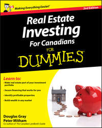 Книга Real Estate Investing For Canadians For Dummies - Автор Douglas Gray