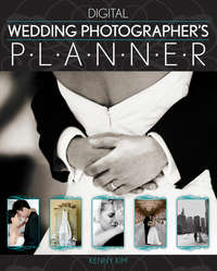 Книга Digital Wedding Photographer's Planner - Автор Kenny Kim