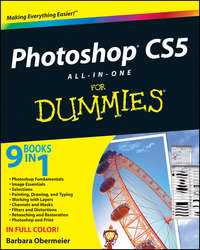 Книга Photoshop CS5 All-in-One For Dummies - Автор Barbara Obermeier