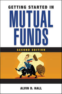 Книга Getting Started in Mutual Funds - Автор Alvin Hall