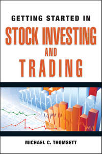 Getting Started in Stock Investing and Trading