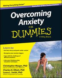 Overcoming Anxiety For Dummies – Australia / NZ