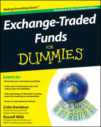 Книга Exchange-Traded Funds For Dummies - Автор Colin Davidson