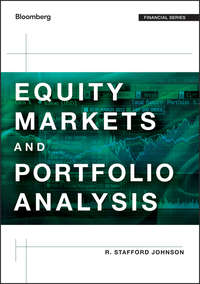 Книга Equity Markets and Portfolio Analysis - Автор R. Johnson