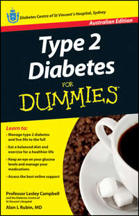 Книга Type 2 Diabetes For Dummies - Автор Alan Rubin