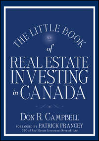 Книга The Little Book of Real Estate Investing in Canada - Автор Don Campbell