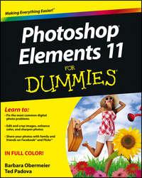 Книга Photoshop Elements 11 For Dummies - Автор Barbara Obermeier