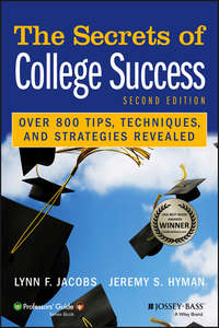 Lynn Jacobs - The Secrets of College Success