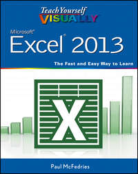 Книга Teach Yourself VISUALLY Excel 2013 - Автор McFedries