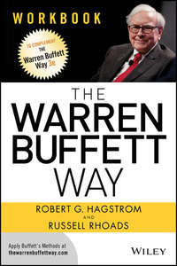Книга The Warren Buffett Way Workbook - Автор Russell Rhoads